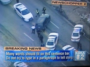 Those running media coverage may not meet the definition of 'super genius' [via thechive.com]