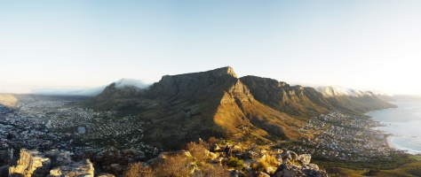 Damien du Toit Table Mountain